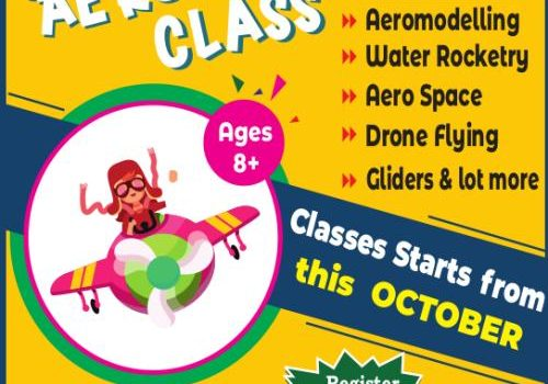 Aero Science Class from October 6, 2019