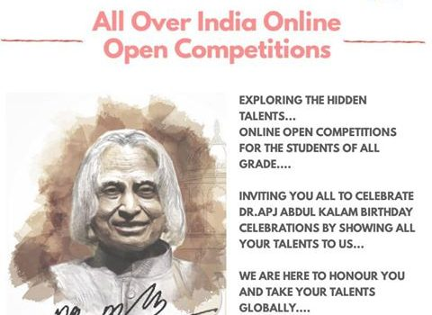 World Students Day All India Open Online Competition & World Record Attempt