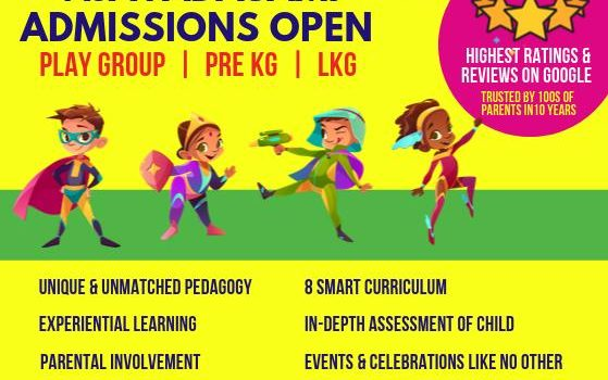 Brainekids Vijayadasami Admission 2019 Open