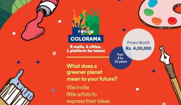 Colorama at Vadapalani Forum Vijaya Mall on Nov 24, 2019