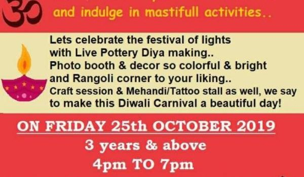 Be ready for Diwali special masti at Hansel Gretel Kids