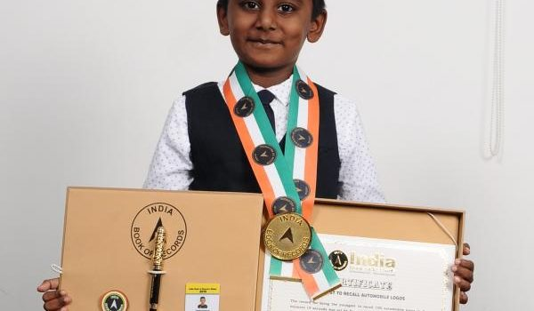 Pranith Prabakaran : 4 year old who made it into India Book of Records, Asia Book of Records