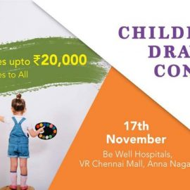 Children's Drawing Contest by Be Well Hospitals