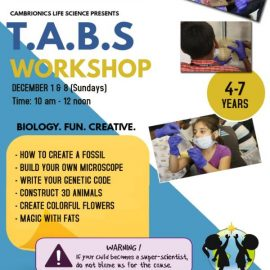 Cambrionics Life Sciences Workshop