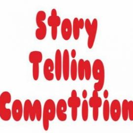 CBSE  Storytelling Competition for students of Class 3 to 12