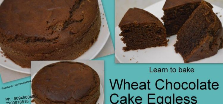 No Maida – Healthy Eggless Cakes Baking Class for Ladies