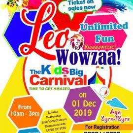 Leo Wowzzaa Contest and Carnival
