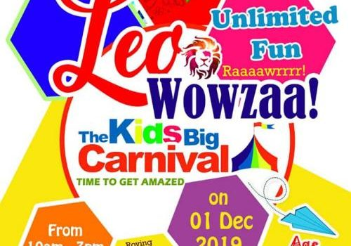 Leo Wowzzaa Contest and Carnival