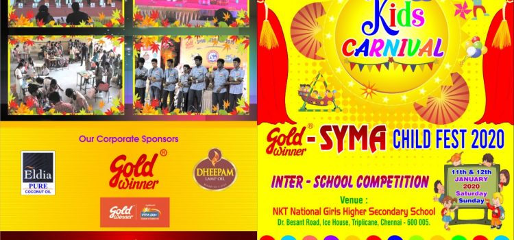 Gold Winner – Syma Child Fest 2020
