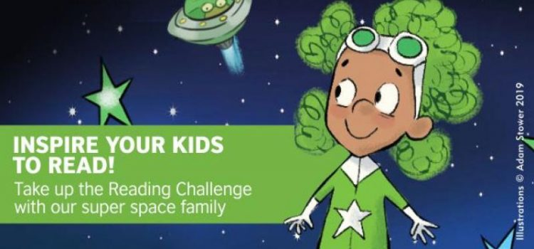 British Council Reading Challenge from 9 November 2019 to 22 December 2019
