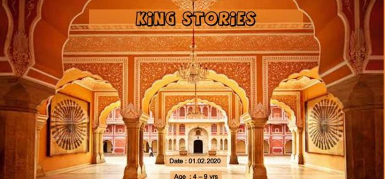 Weekend Storytelling Session on 01/02/2020
