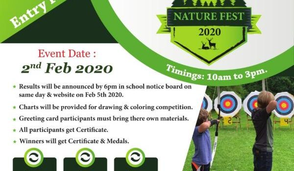 Nature Fest 2020 on Feb 2