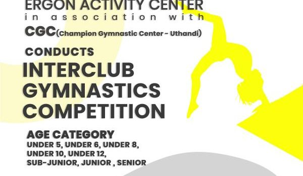 ERGON – Gymnastics Competition