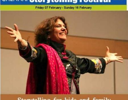Chennai Storytelling Festival 2020