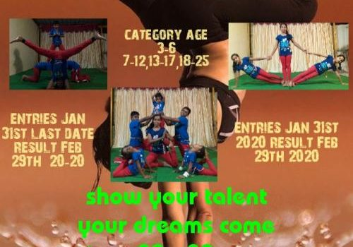 Sree Sai Yoga Centre Online Yoga Competition