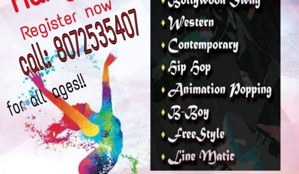Free Western Dance Classes at Ramapuram