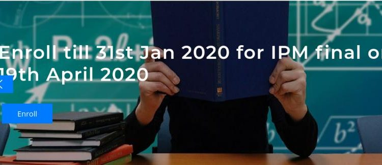 All India Mathematics Scholarship Examination 2020