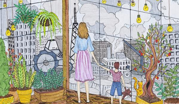 21st JQA International Environmental Children's Drawing Contest 2020