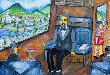 """10th International Children's Art Contest 2020 """"Anton Chekhov and Characters of his Works"""""""