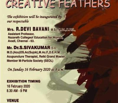 Drawing Competition and Exhibition @DISBH School Of Fine Arts