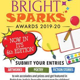 RobinAge Bright Sparks Awards 2019-20