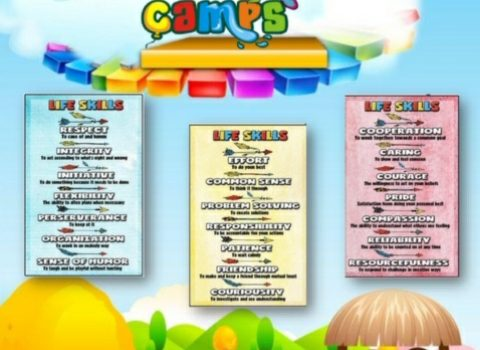 Summer camp for Kids aged 3 to 14 years @Swajas Activity Centers
