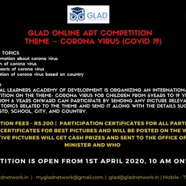 GLAD International ART Competition