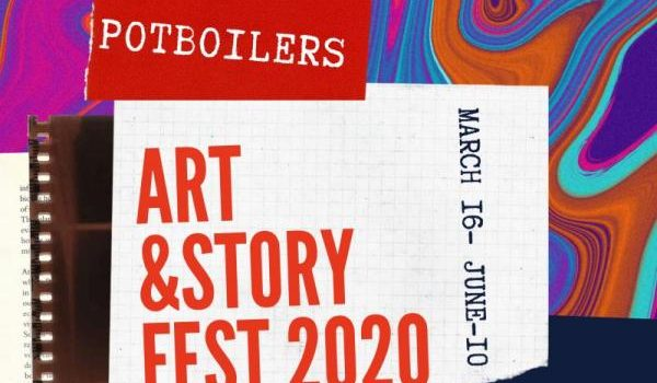 Potboiler's Art and Story Fest-2020!! Online Submission through App