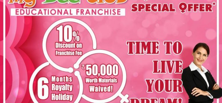 MyBeeClub- Education Franchise Opportunity – Women's Day Special