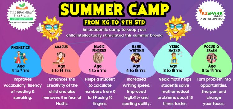 Summer Camp 2020 from March 23