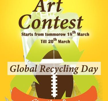 Trash Art Contest by Science Olympiad Foundation