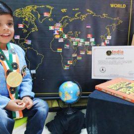 M.Mohamed Aydin Faiz Talented Kid from i2 Global Pre School Thoraipakkam