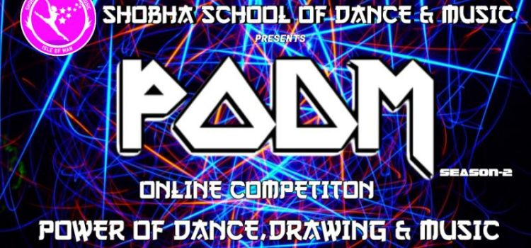 PODM – POWER OF DANCE,DRAWING & MUSIC