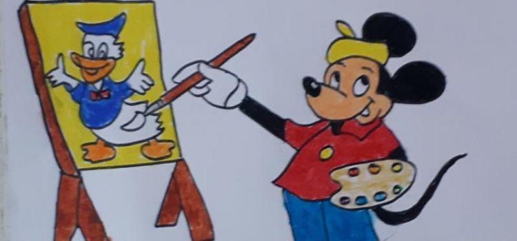 Children Art Gallery 38 : Satvik Sriram