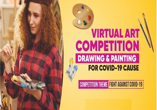 Virtual Art Competition by YoungButterfly and Rotary Club of Mumbai 101
