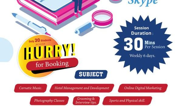 Online Courses by Claphands, Chennai
