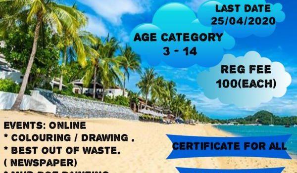 """Sparkling Stars Online Contest """"Hello Summer"""""""
