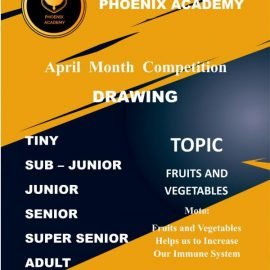 Phoenix Academy Online Competitions for April 2020