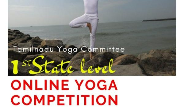 TamilNadu Yoga Committee – 1st Online Competition