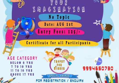 """TRIFEST-2020"" Online Competition in Drawing & Vocal by B3 DANCE STUDIO"