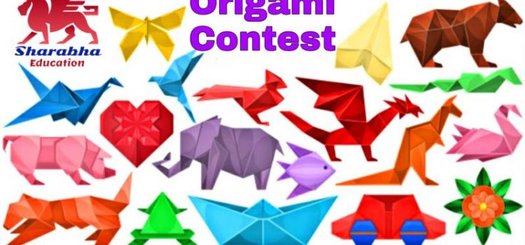 FREE Origami Contest for Kids