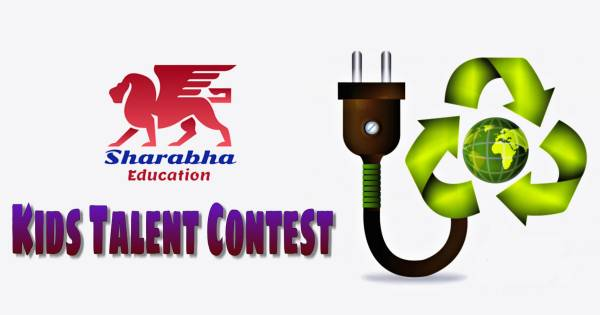 FREE Young Talent Award Contest for Kids by Sharabha Education