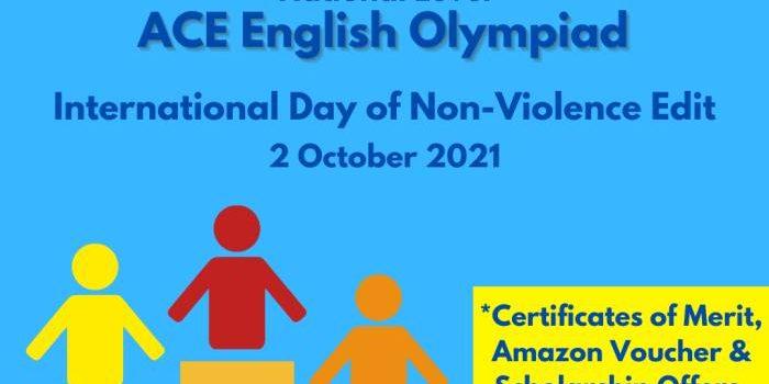 ACE English Olympiad 2021