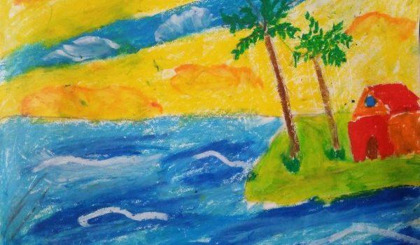 Children Art Gallery 46 : Aishwarya T