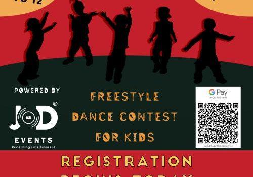 Beatz Season 2 – Online Dance Competition – A Fund raiser for poor kids Education