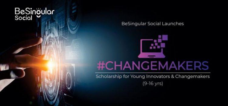 BeSingular Social Changemakers Scholarship
