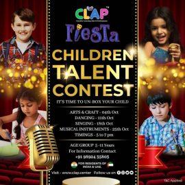 CLAP Fiesta Children Talent Contest