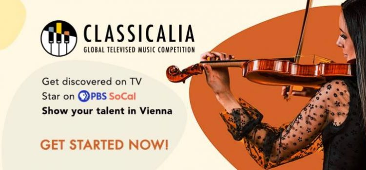 Classicalia – The Global Televised Classical Music Competition