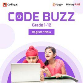Codingal Code Buzz