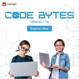 Codingal Code Bytes